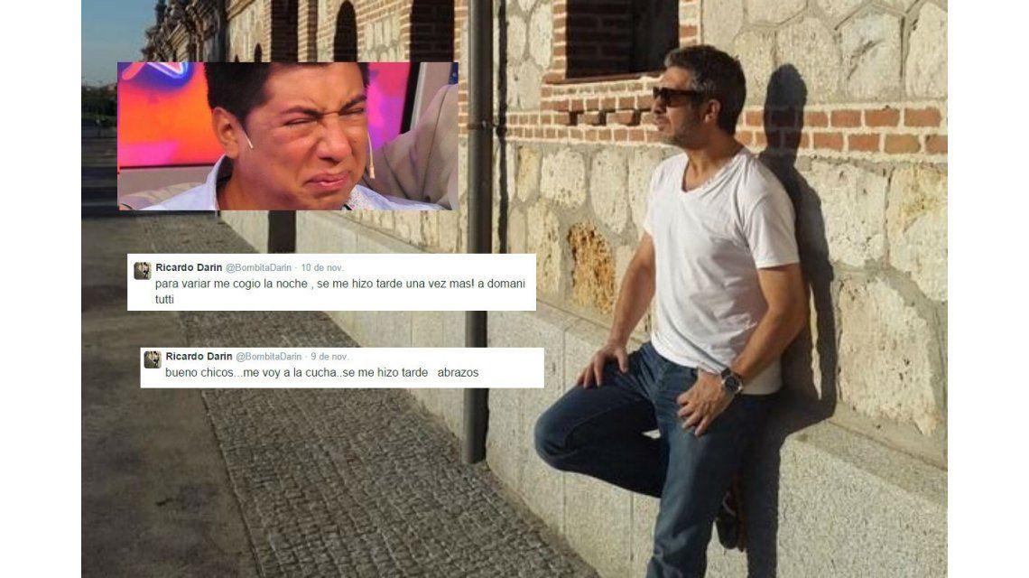 La misteriosa vida tuitera de Ricardo Darín: fotos insólitas, frases polémicas y más...