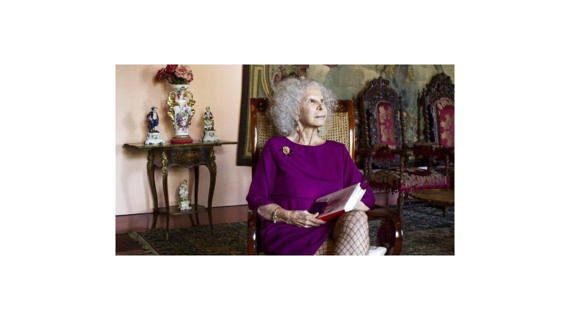 A los 88 años murió la Duquesa de Alba