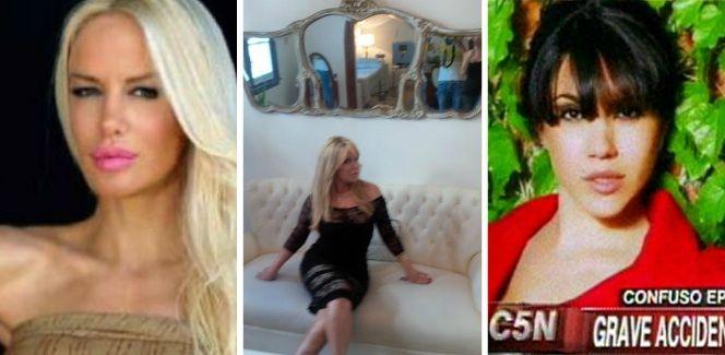 La hija de Sandra Dillon, su amiga íntima, se cayó de un cuarto piso y lucha por su vida