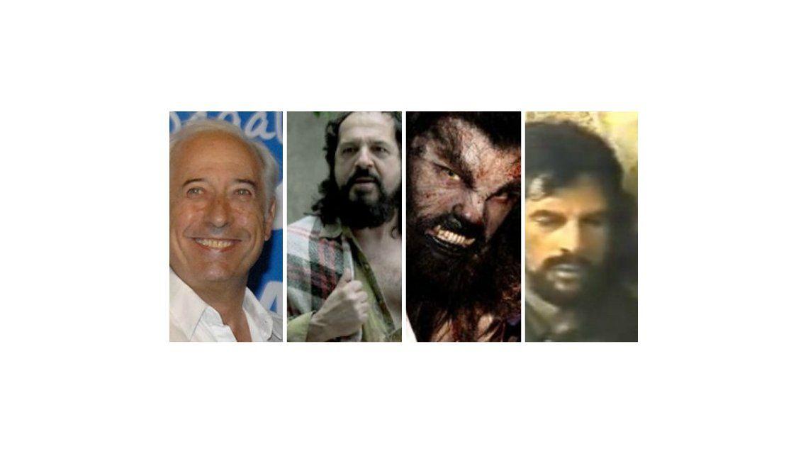 El impactante cambio de look de Guillermo Francella: otros casos emblemáticos