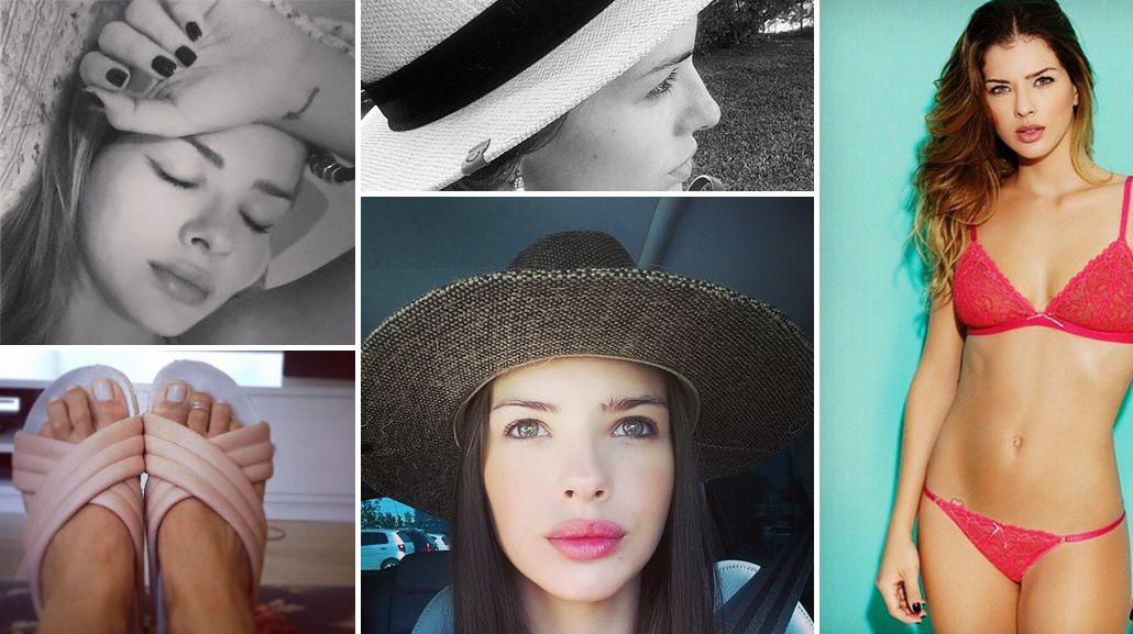 La China Suárez volvió a Instagram con nueva cuenta y fotos calientes
