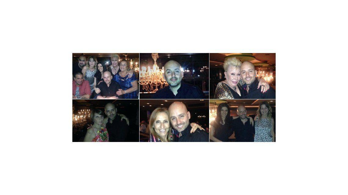 Las fotos del cumpleaños de José María Muscari