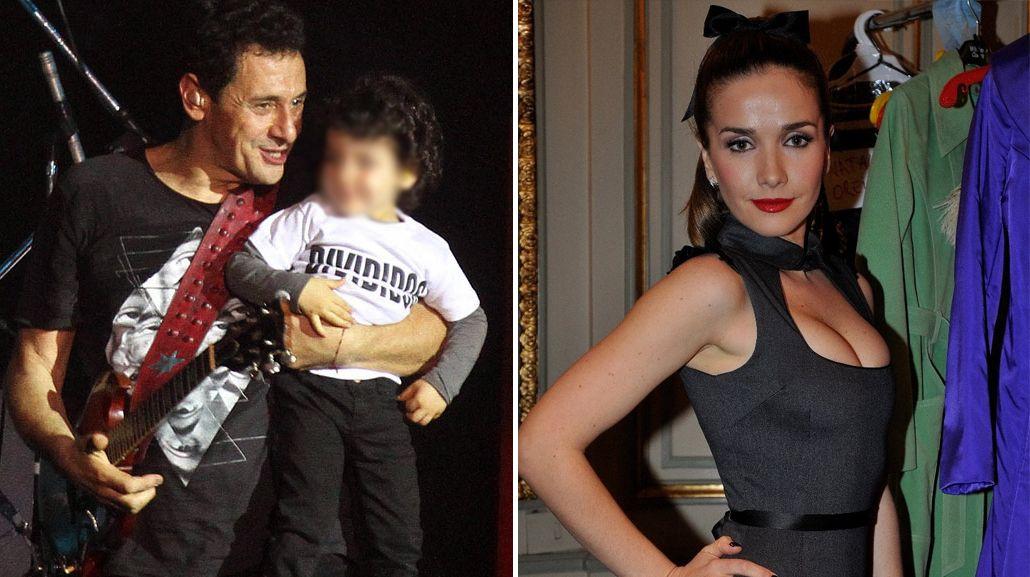 El hijo de Natalia Oreiro y Ricardo Mollo ya no se quiere llamar Merlín