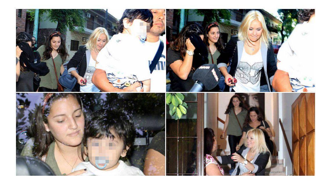 Los otros hijos: Jana y Diego Fernando, la contracara de Dalma y Gianinna