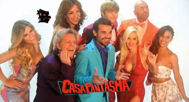 El video de Casa Fantasma: Pedro Alfonso, Luciana Salazar, Lizy Tagliani y más