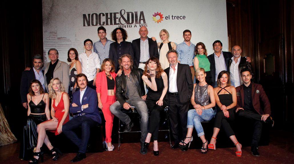 Se viene Noche & Día, junto a vos, la nueva novela de Arana y Romina Gaetani