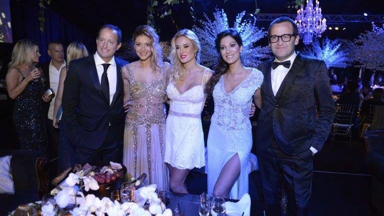 El álbum de fotos oficial de la boda de Jésica Cirio y Martín Insaurralde: imágenes inéditas