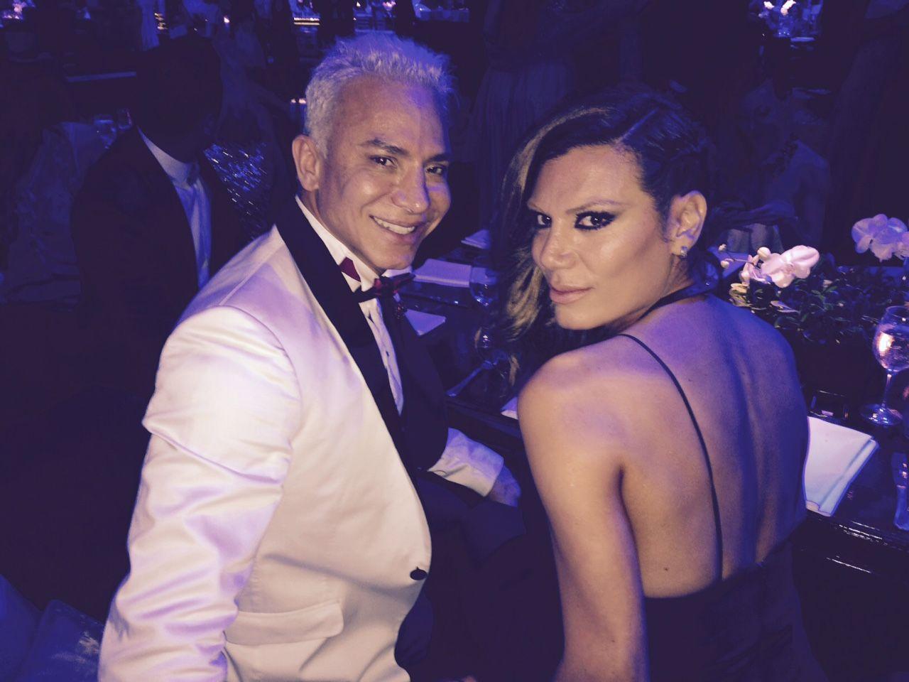 El look de los famosos en el casamiento de Jésica Cirio y Martín Insaurralde