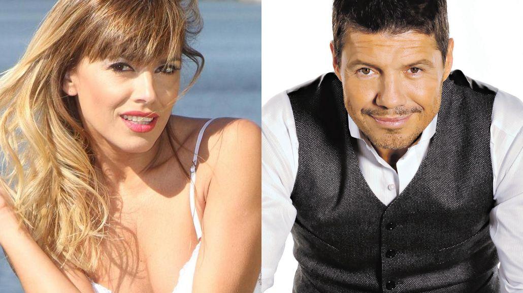 Coki Ramírez está sola y vuelve a jugar con el misterio de su relación con Tinelli