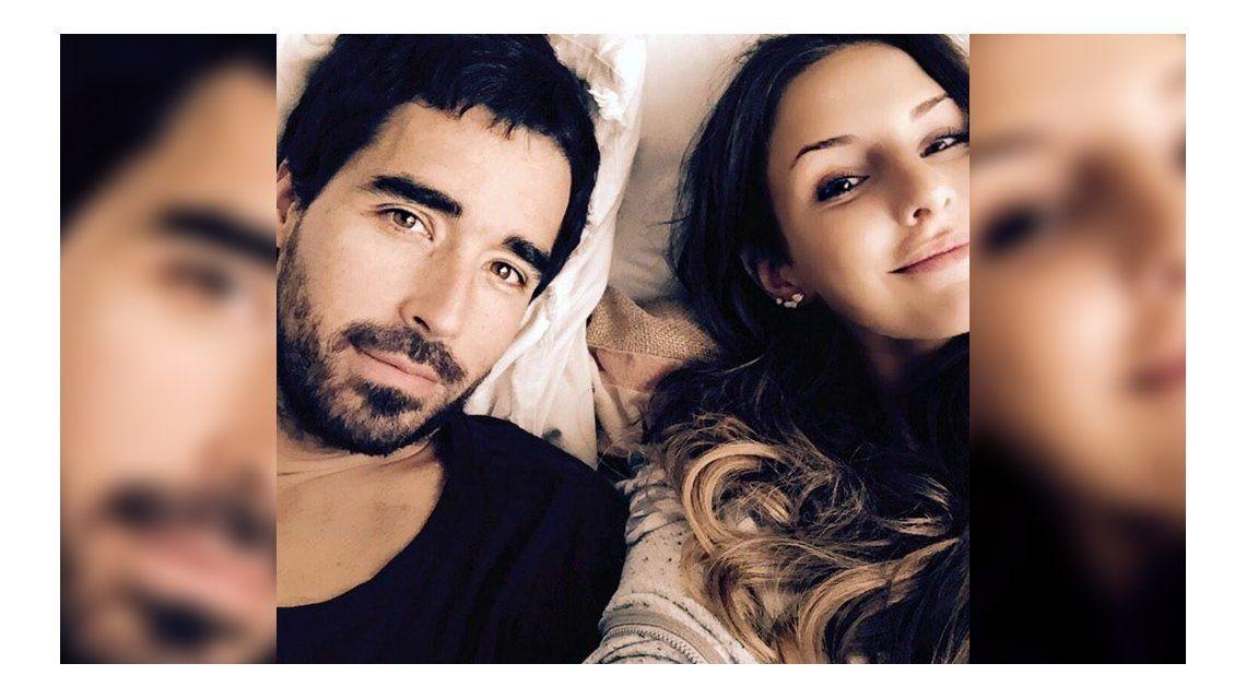 Nacho Viale y su declaración de amor a Candelaria Tinelli en su cumple: Te amo
