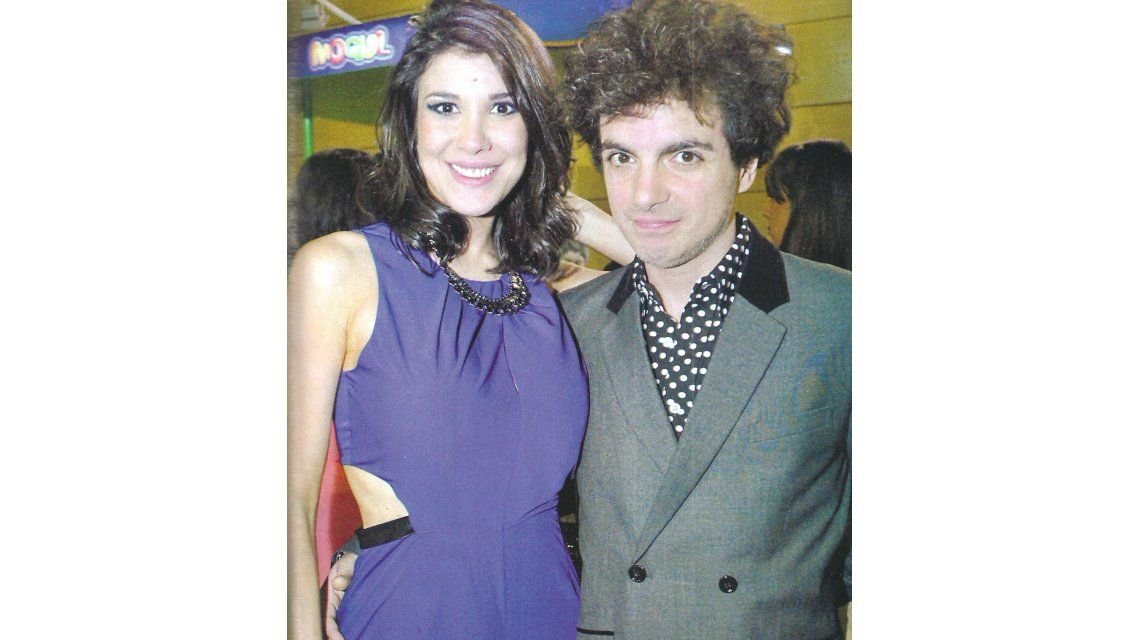 Andrea Rincón: Con Ale fantaseamos con tener un hijo