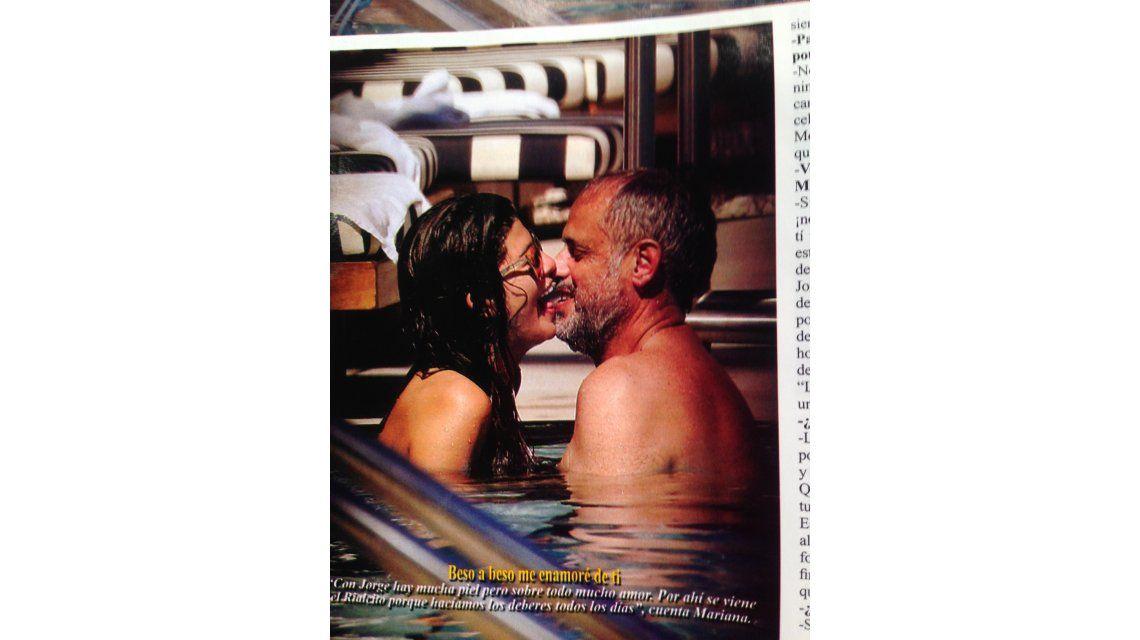 El álbum de la luna de miel de Rial y Loly en Miami