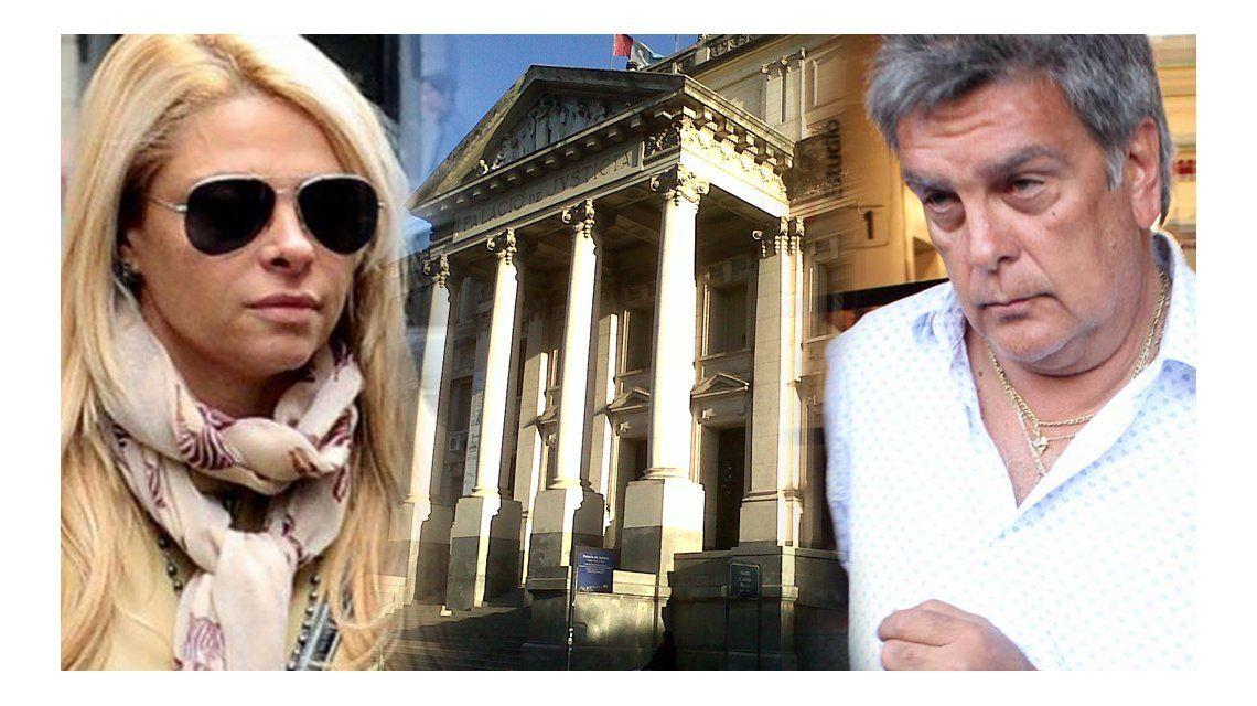 Fabiana Liuzzi llevaría a la justicia a Luis Ventura