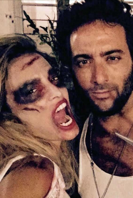 La famosa argentina que se fue a vivir a Miami y festejó Halloween con su marido modelo