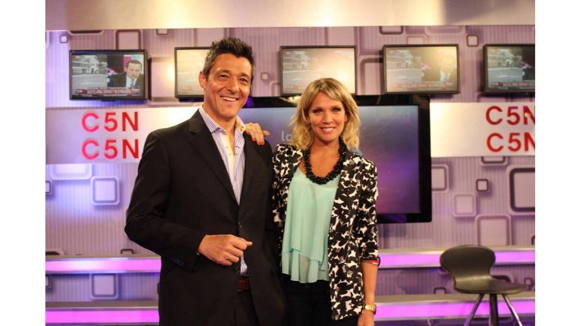 Favale y Fleiderman, los líderes de la noticia de La Tarde, cuentan sus secretos