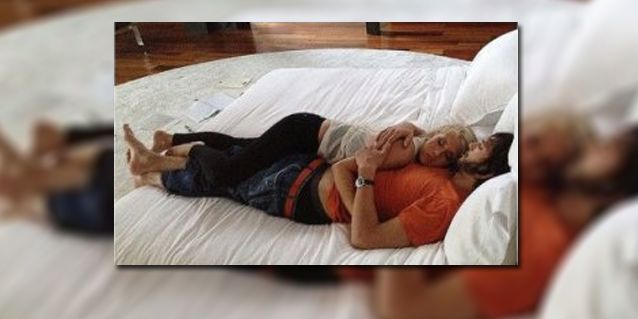 A Ashton Kutcher lo encontraron con una maquilladora en la cama: ¿se divorcia?