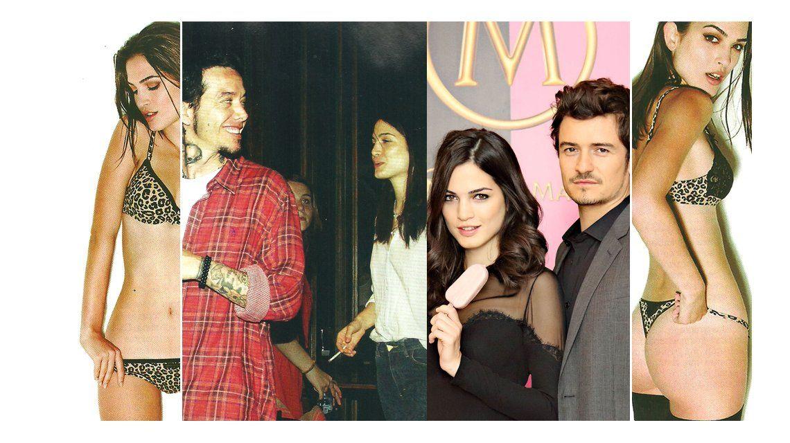 De Orlando Bloom a Sebastián Ortega: Quién es Carla Moure, la nueva novia del productor