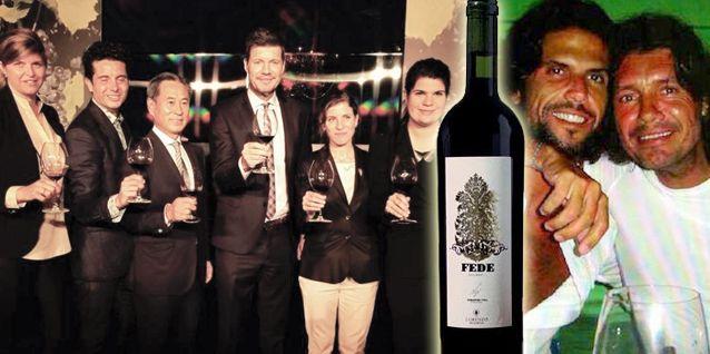 Marcelo Tinelli presentó su vino en homenaje a su amigo Federico Ribero: los emotivos tuits