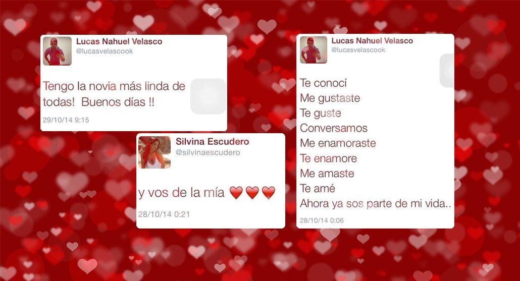 Silvina Escudero lejos de su ex Martín Amestoy declara su amor por Lucas Velasco