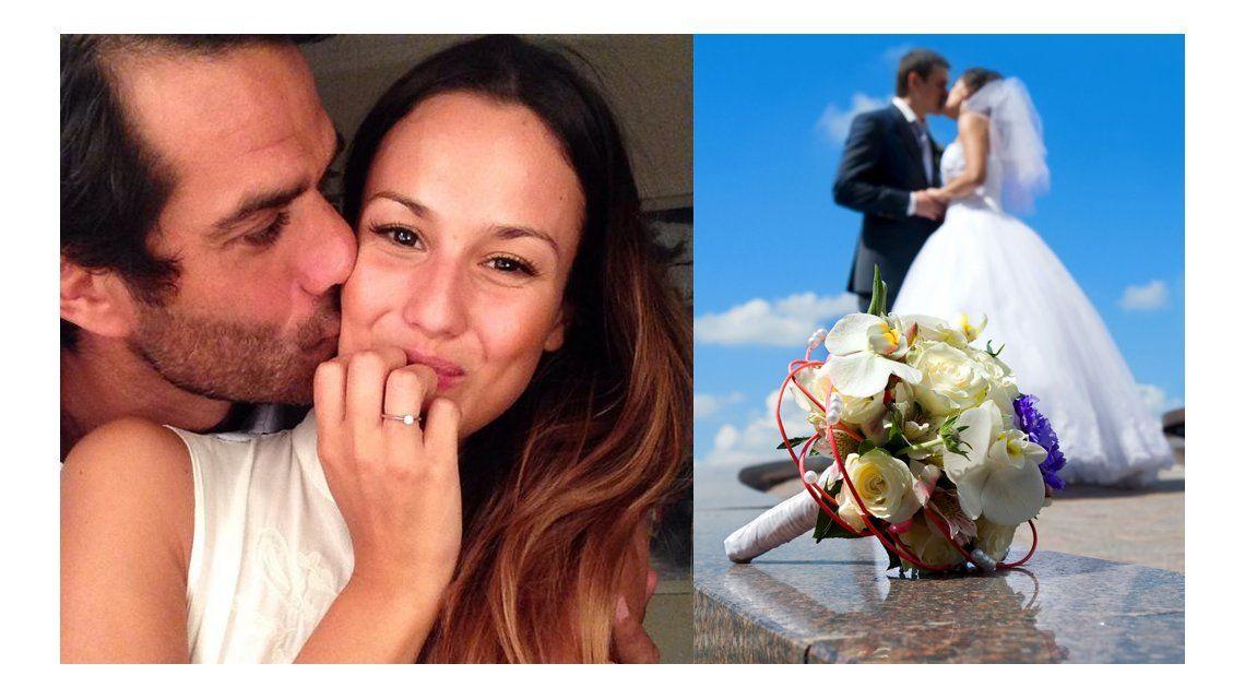 Luli Fernández confirmó boda: Acepto, nos vamos a casar