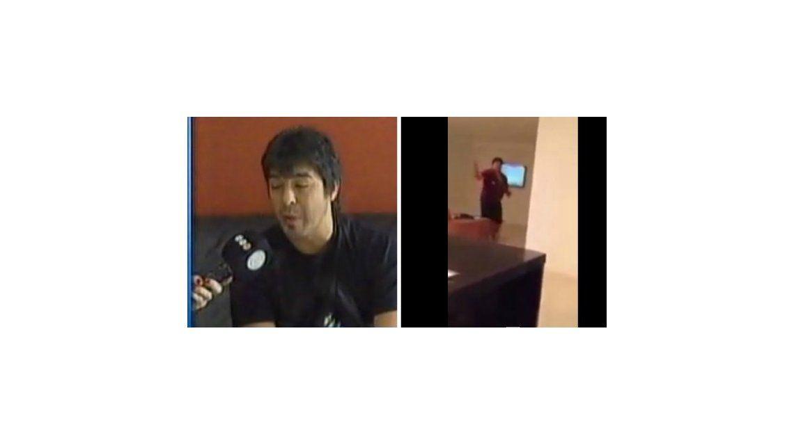 Chino Maradona: Rocío provoca que Diego le pegue; ella saca lo peor de él
