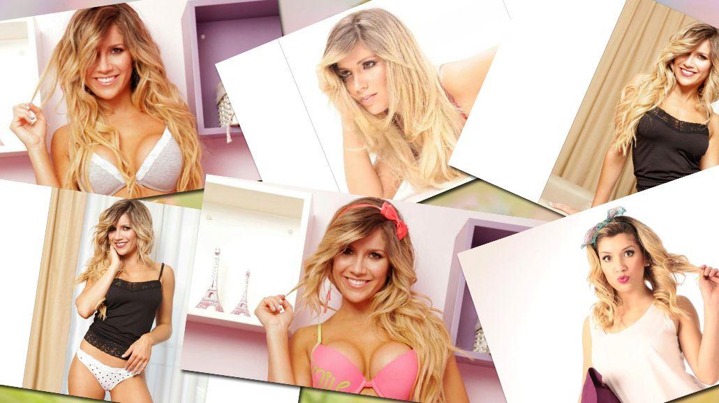 Las fotos sexies de Laurita Fernández