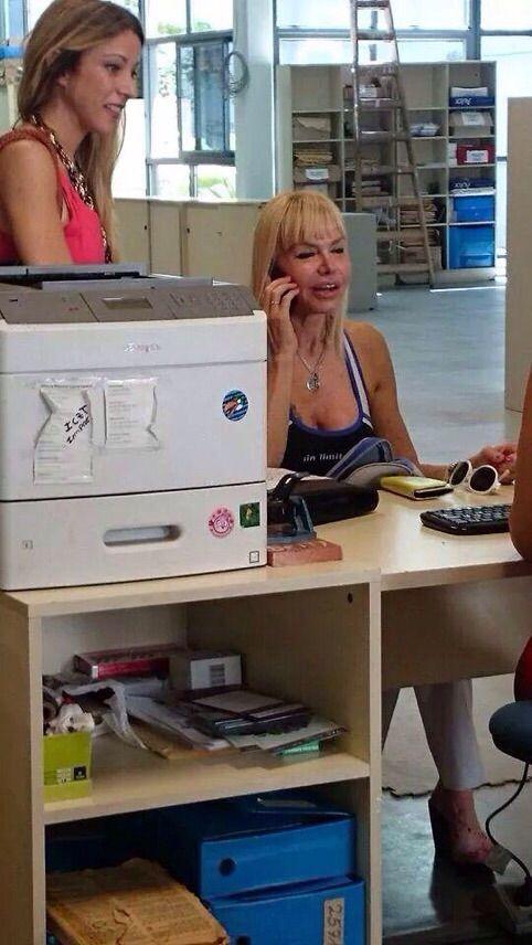 Abuelita hot: Adriana Aguirre comenzó los trámites para jubilarse