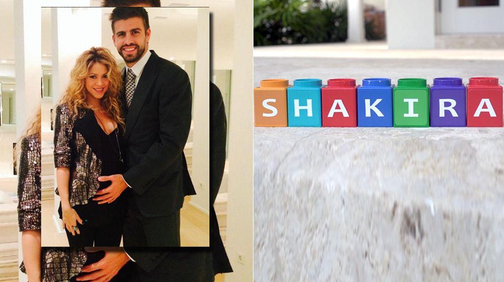 Shakira, embarazada de su segundo hijo con Piqué, saca una colección de juguetes