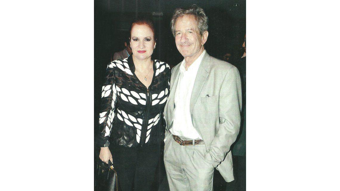 Lucía Galán y Pablo Alarcón volvieron a apostar al amor: Dormimos en casas separadas