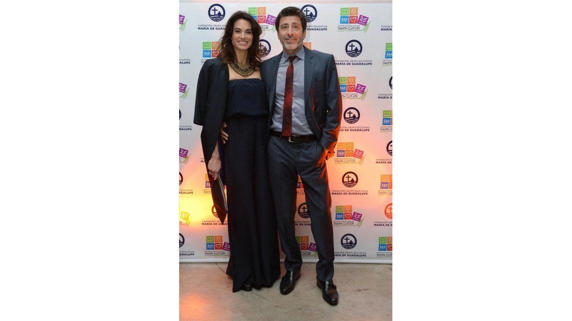 Por primera vez, Nicolás Repetto y Florencia Raggi juntos en una ficción