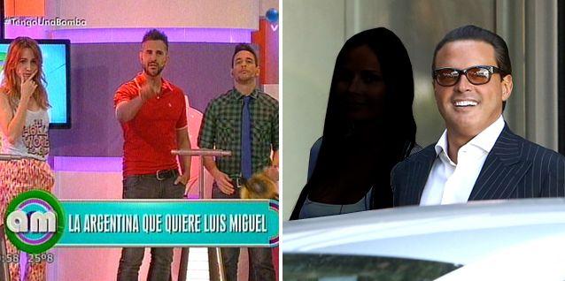 Exclusivo: la argentina que quiere Luis Miguel