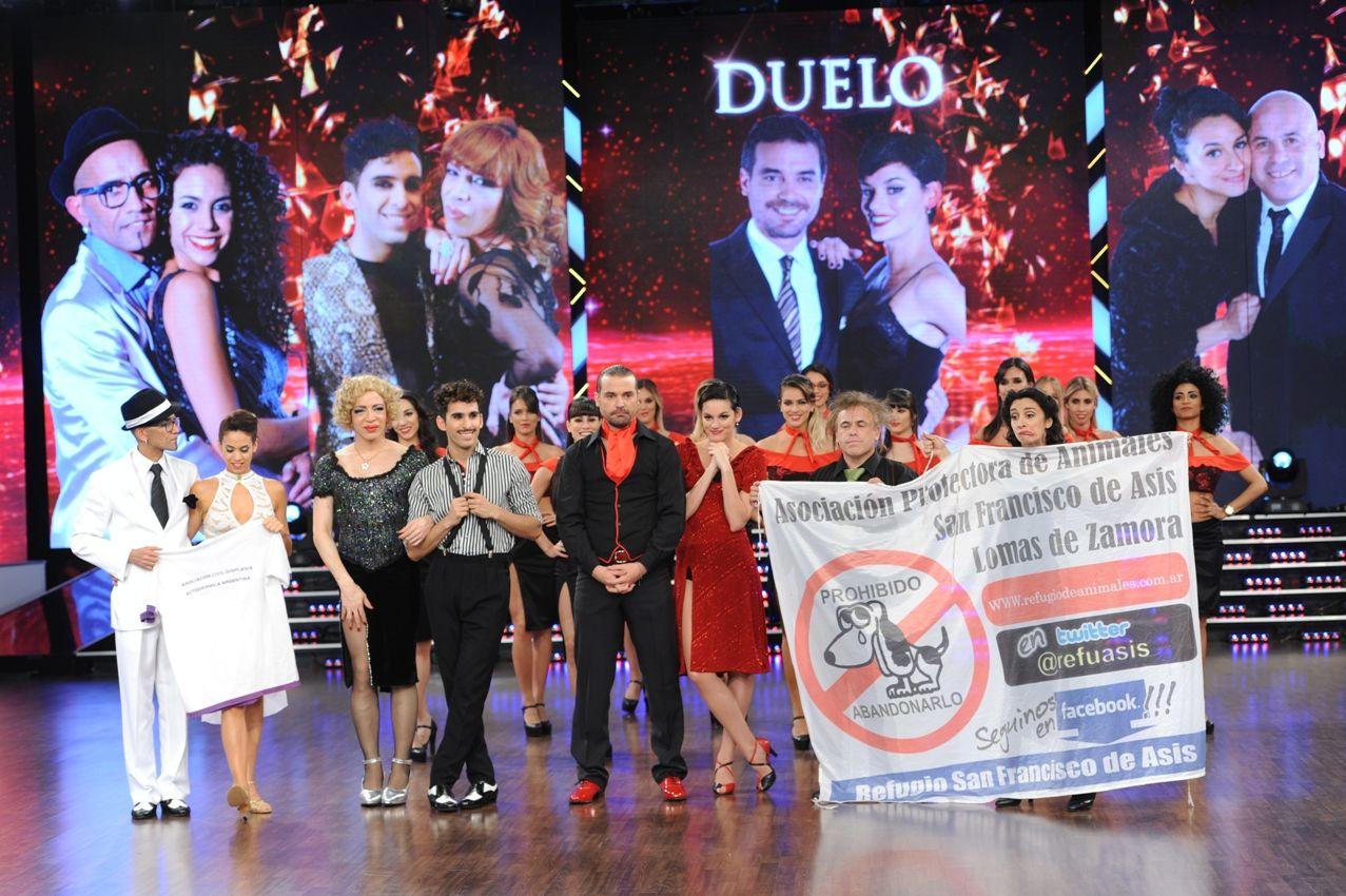 Cinco sentenciados: El Cuba, Rosemary, Lizy, Anita y el Bicho y Pedro Alfonso