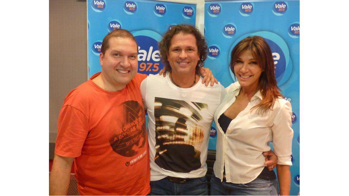 Carlos Vives se declaró fan de León Gieco y la música argentina