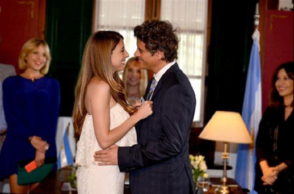 Así fue el casamiento y despedida de Mike Amigorena y Florencia Bertotti en Guapas