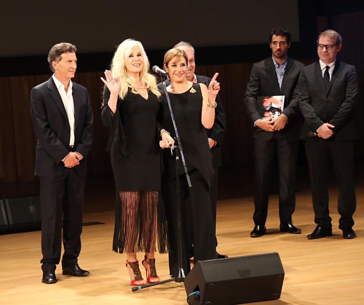 Susana en el reestreno de La Mary con emoción e invitados: de Nacho Viale a Moria
