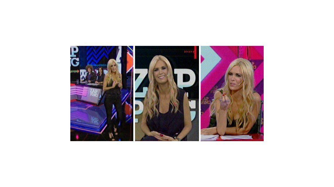 Así fue el regreso de Viviana Canosa a la tele: No quiero ver nada de mi pasado