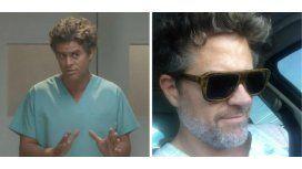 El cambio de look de Mike Amigorena: barbudo y desprolijo
