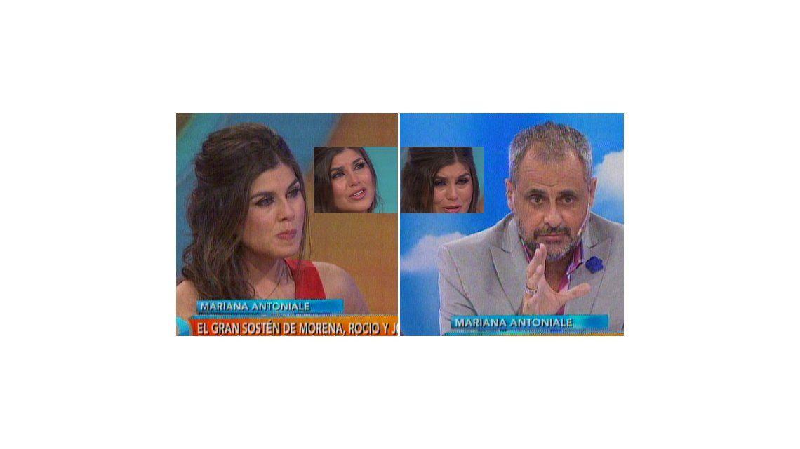 El descargo de Loly Antoniale y Jorge Rial: Hay gente de m... que intentó que la fiesta no se hiciera