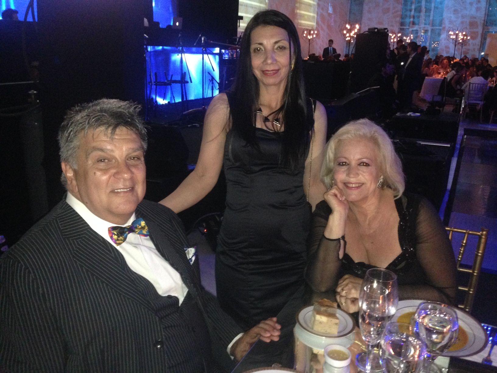 Los invitados de la hija de Rial: de Insaurralde a Mariano Martínez y de Iúdica a Massa
