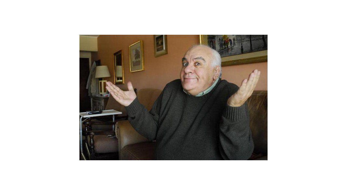 A los 75 años, murió el humorista uruguayo Eduardo DAngelo