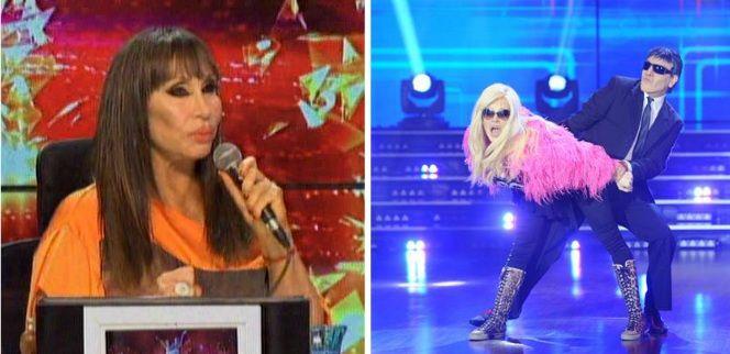 Moria indignada con Fátima Florez: Fue mejor su acting que su baile, no nos subestimes