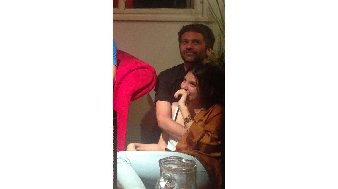 Después del escándalo con Nieves Jaller, Nicolás Pauls se mostró con su novia