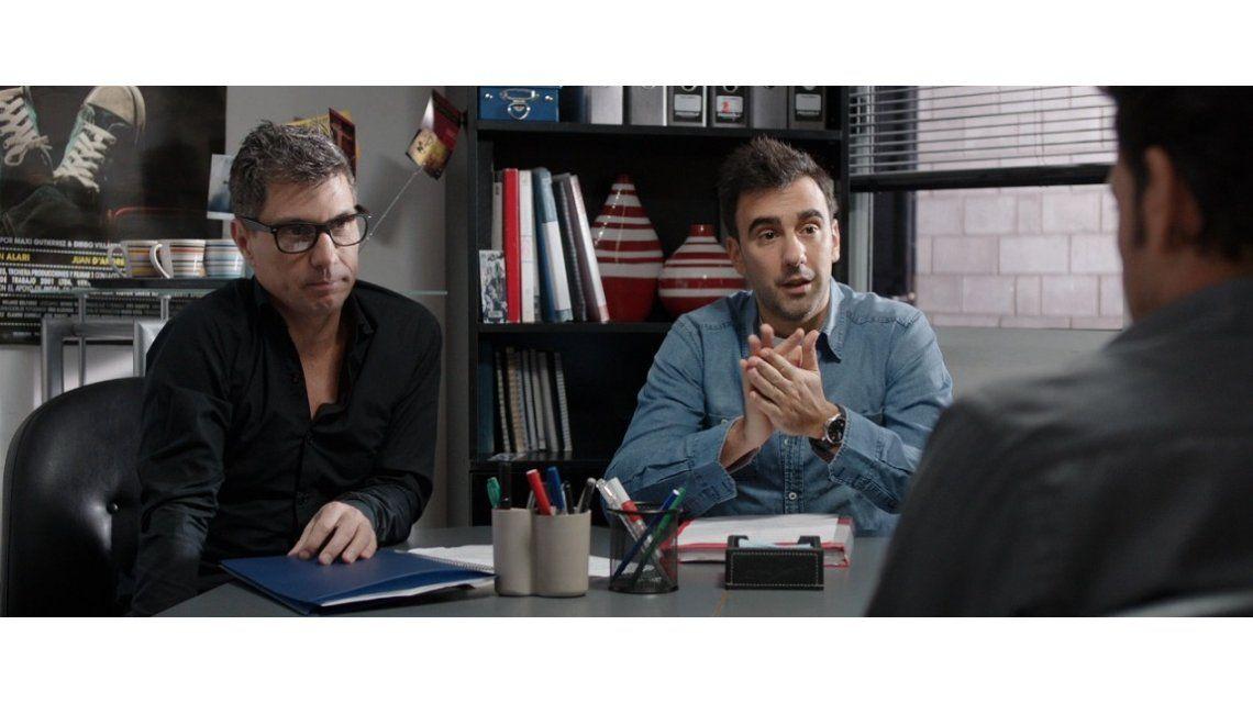 ¡A la pantalla grande! El Chato Prada y Federico Hoppe debutarán en cine