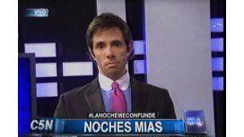 Robertito Funes pidió disculpas: Fue un error que me costó caro