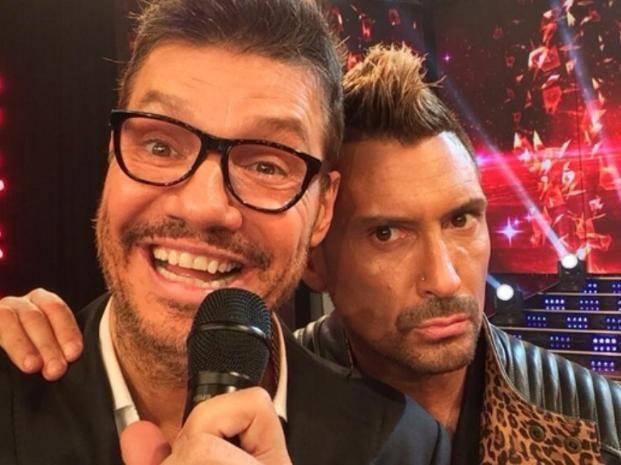 Tinelli anunció el casamiento de su primo Luciano El Tirri y Mimí