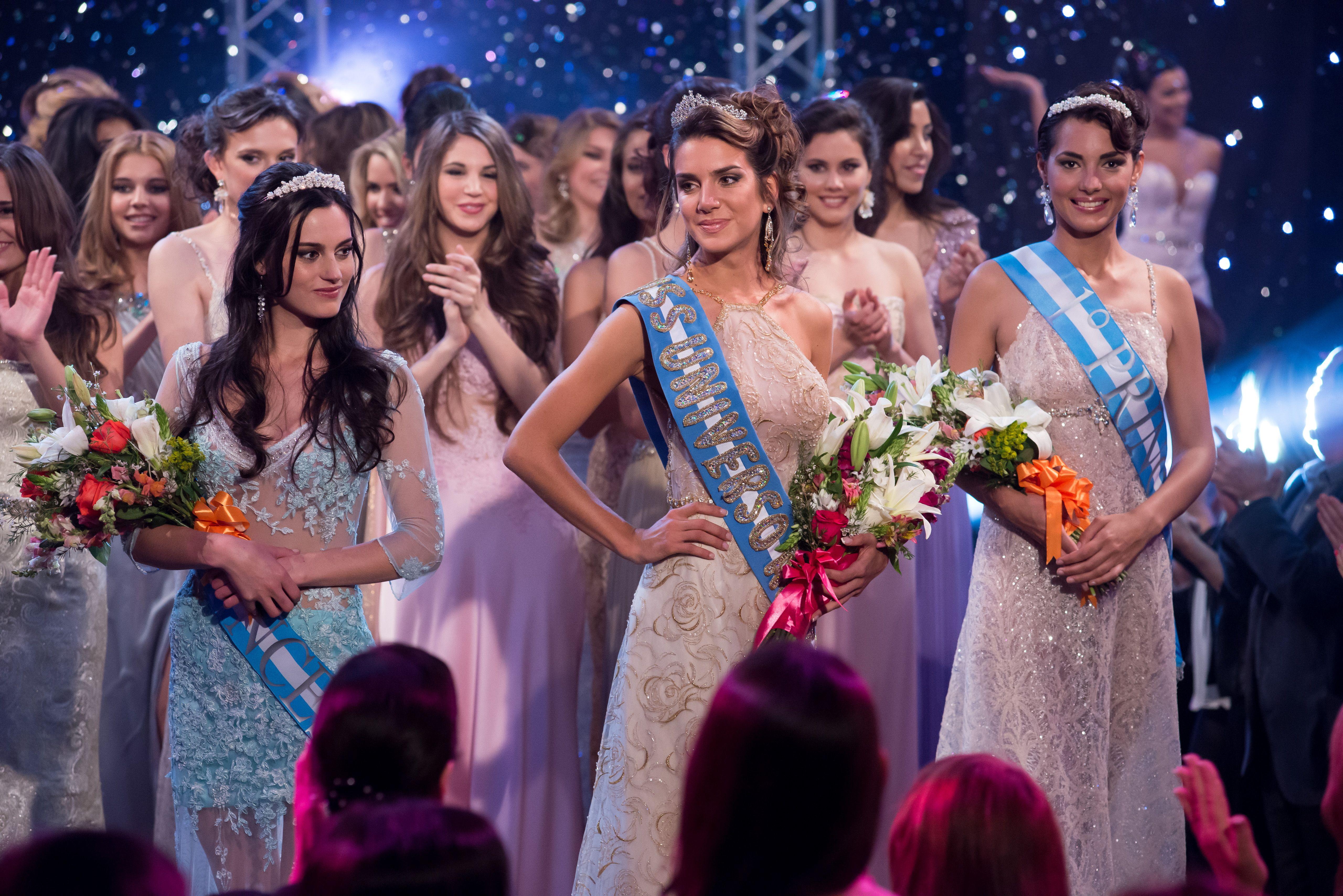 Conocé a Valentina Ferrer, la nueva Miss Universo Argentina