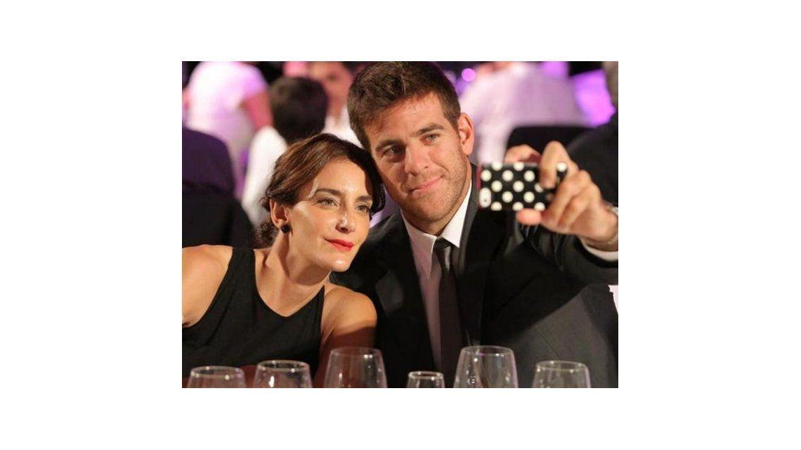 ¿Juan Martín Del Potro y Luciana Aymar juntos?