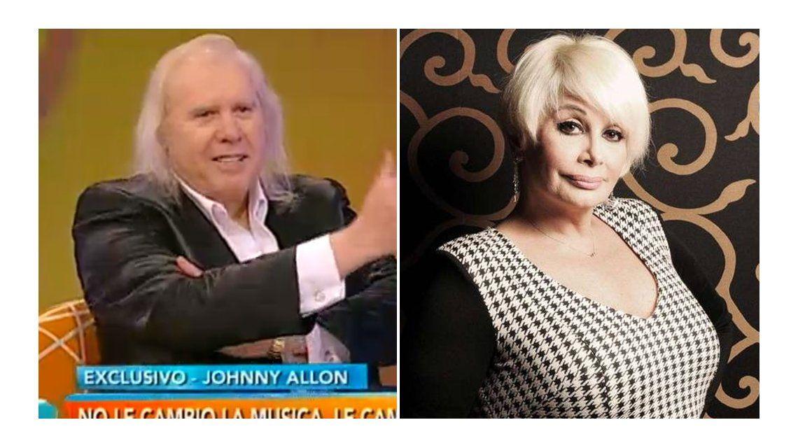 Johnny Allon vs Carmen: Necesitaba un boludo con plata y ese era yo