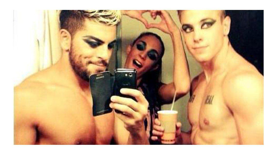 Las fotos prohibidas del bailarín de Rosemary, el Justin Bieber argentino