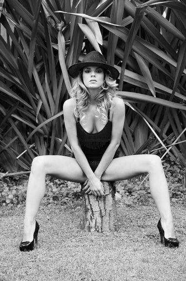 La producción sexy de Gimena Accardi, la novia de Nico Vázquez, infartante